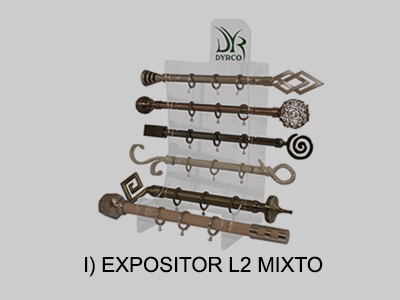 expositor L2 mixto