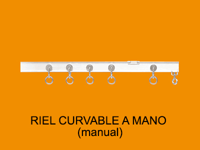 riel curvable manual
