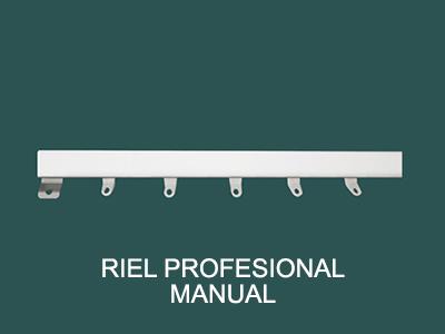 riel profesional manual